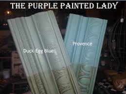 comparison the purple painted lady