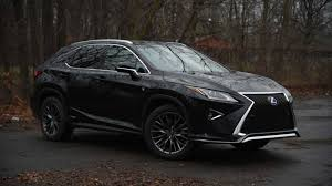 lexus rx450h sport 2016 lexus rx 450h review curbed with craig cole autoguide com news