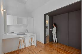 room dividers sliding door for separation made from natural wooden