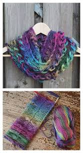 broomstick lace broomstick lace infinity scarf crochet pattern tutorial