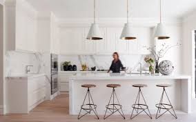 White Kitchen Island Lighting Kitchen Pendant Lighting Ideas Over Table Island Lights Options