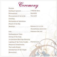 vow renewal program templates wedding design by richardson at coroflot