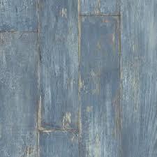 blue wood vinyl for bed or bath type floating vinyl