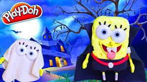 play doh halloween spongebob ghost halloween costume disfraz diy