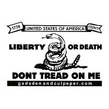 Gadsden Flag History Bumper Stickers Gadsden And Culpeper