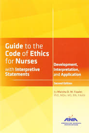 guide to the code of ethics for nurses with interpretive