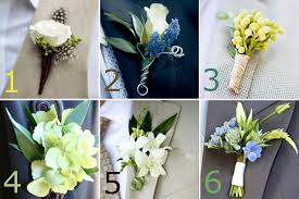 boutonnieres for wedding grace like wedding wednesday boutonniere ideas