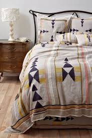 inspired bedding tribal inspired isleta bedding from anthropologie paint pattern