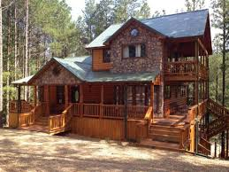 Luxury Log Home Plans by Small Luxury Log Cabin Floor Plans