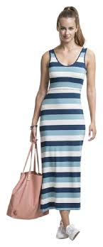 light blue and white striped maxi dress light blue dark blue white striped nursing maxi maternity casual