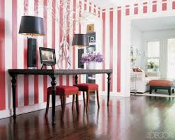 Circus Home Decor House Well Done Stripes In Home Decor