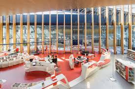 design library médiathèque le bouscat idm design library