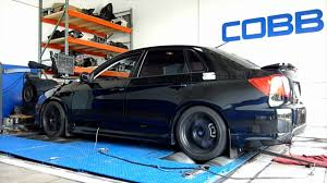 subaru car 2010 cobb tuning dyno 302 whp 350 wtq 2010 subaru wrx cobb
