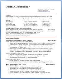 How To Make A Good Resume For A Job by Medical Billing Resume Berathen Com