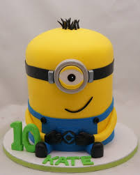 Minion Cake Decorations Gallery Custom Cake Toppers Cake In Cup Ny
