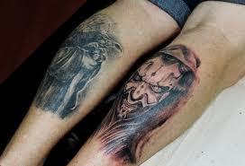 darth maul tattoo black and grey by facundo pereyra on deviantart