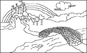 Princess Castle Coloring Pages Coloring Pages Castles