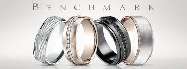 benchmark wedding bands mens wedding bands gold and diamond