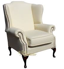 Chesterfield Wing Armchair Chesterfield Mallory Saxon Flat Wing High Back Wing Chair Uk