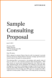 Business Consultant Resume Consulting Proposal Template Consulting Proposal Template 10 Free