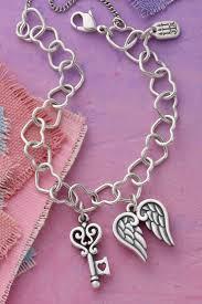 links silver charm bracelet images 118 best love notes images jpg