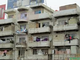 et u0027s travel blog 3 u2013 baghdad apartment block concrete