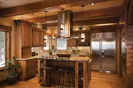 log home kitchen ideas pictures luxury log home kitchens the architectural