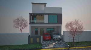 5 marla house front design gharplans pk