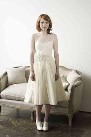 vintage tea length wedding dresses wedding short dresses