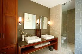 bathrooms design square vessel sink stone bathroom sinks