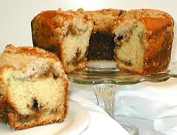 this cinnamon streusel bundt cake is great for dessert brunch or