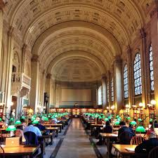 boston public library reading room the reading room in the u2026 flickr