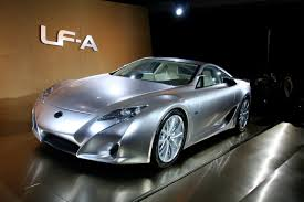 lexus lfa for sale pistonheads production cars that looked better than the concept page 1