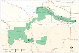 Burns Oregon Map Badlands National Park