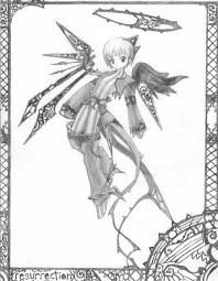 anime angel by angelo scuro on deviantart