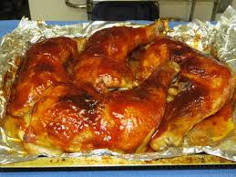 Cook Salmon In Toaster Oven How To Make Easy Bbq Chicken In The Toaster Oven My Fave Youtube