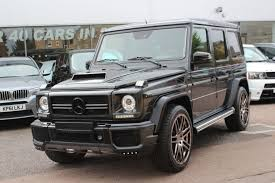 mercedes amg replica used 2003 mercedes g class g63 amg replica for sale in
