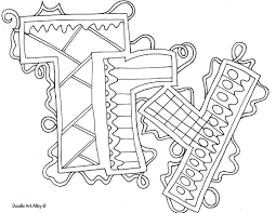 try coloring page printable