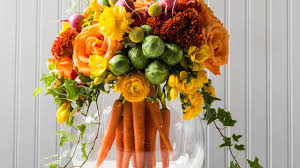 How To Make Floral Arrangements Step By Step How To Make An Easter Centerpiece Southern Living
