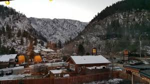thanksgiving view from room picture of icicle inn at icicle
