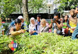 Bio Di Bandung mengenal lebih dekat keanekaragaman tumbuhan melalui wisata bio tour