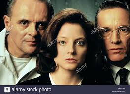 anthony hopkins jodie foster scott glenn the silence of the lambs