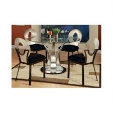 Round Kitchen Tables Chairs by Outstanding Round Glass Kitchen Table Best Kitchen Project Kitchen