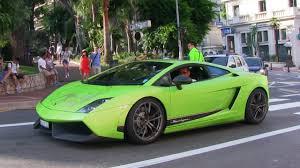 lamborghini aventador superleggera beautifull green lamborghini gallardo superleggera in monaco