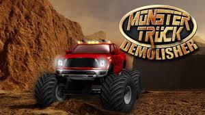 monster truck demolisher free games agame