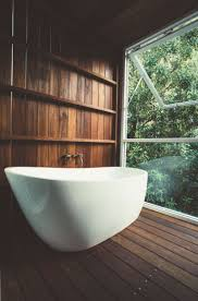 best ideas about wooden bathroom pinterest contemporary bathtub tranquil wooden bathroom renovated modernist beach house with view