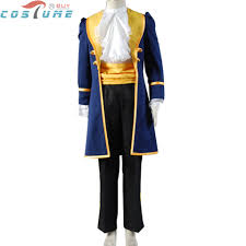 adam and costume aliexpress buy beauty and the beast prince adam men anime