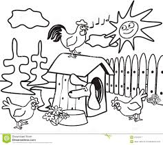 dachshund coloring book kids dog hens 32543517 jpg 1300 1162