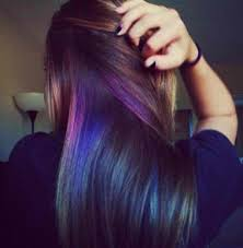 highlights underneath hair 50 stylish highlighted hairstyles for black hair 2017
