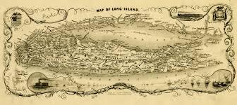 Long Island On Map Long Island U2013 Oliver Cromwell Case